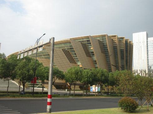 温州オペラハウス。